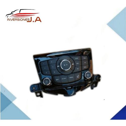 Radio Reproductor Frontal De Cruze Original Gm