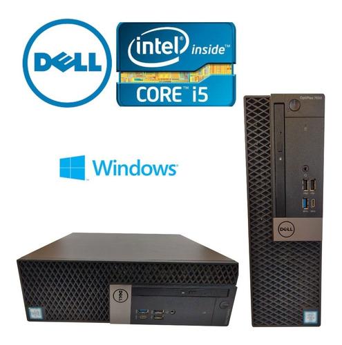 Dell Optiplex Mini 7050 Intel® I5 6º Ge 4gb Ddr4 Hd 500