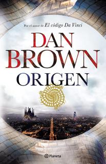 Origen De Dan Brown - Planeta