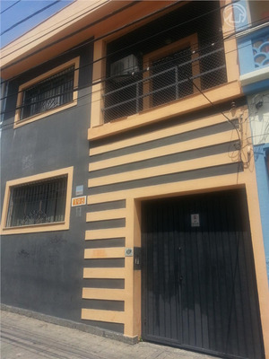 Sobrado Residencial Para Venda E Locação, Lapa, São Paulo. - So1653