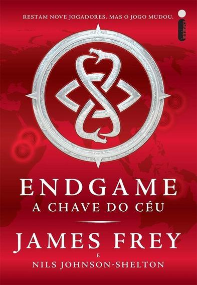 Endgame : A Chave Do Céu James Frey Literatura Estrangeira