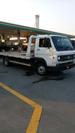 Caminhão Volkswagem 8-160 Guincho Plataforma