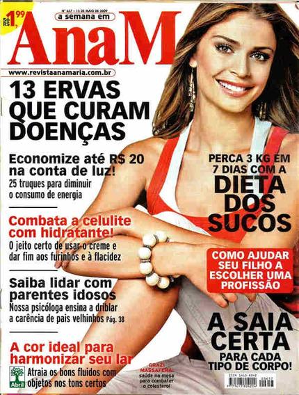 Ana Maria 657 *15/05/09 * Massafera * Gagliasso