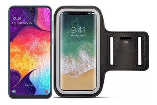 Braçadeira Armband Esporte Para Galaxy A50, A30, A20, A10