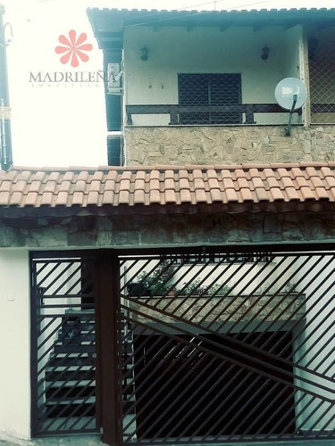Imagem 1 de 15 de Casa Sobrado Para Venda, 3 Dormitório(s), 150.0m² - 1800