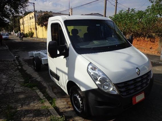 Renault Master Chassi 2017 No Chassi Em Òtimo Estado Geral