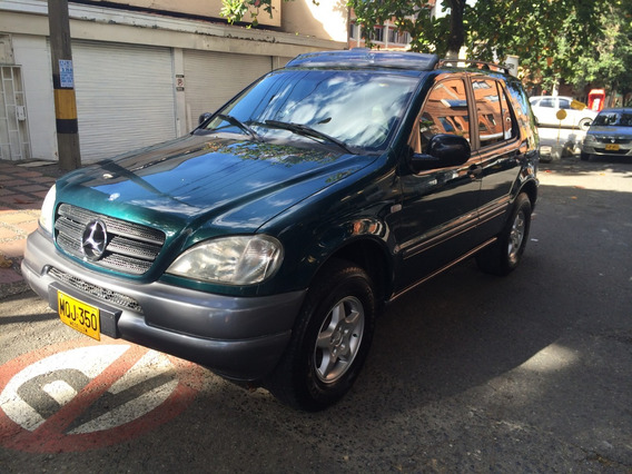 Mercedes Benz Ml320,automatica 4x4,refull. Modelo: 1999