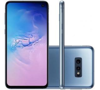 Smartphone Samsung Galaxy S10e 128gb Azul 4g - Anatel C/ Nf