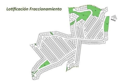 Terreno En Fraccionamiento Las Misiones, Santiago
