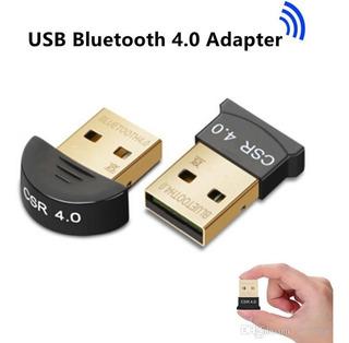 Adaptador Usb Para Xbox One/pc/cel/ps3 Etc Bluetooth 4.0