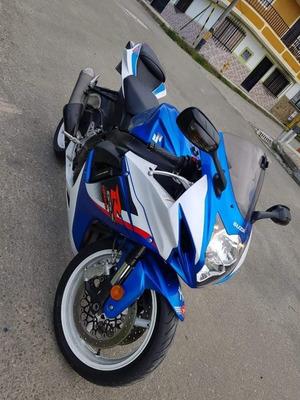 Suzuki Gsxr 600 Vencambio