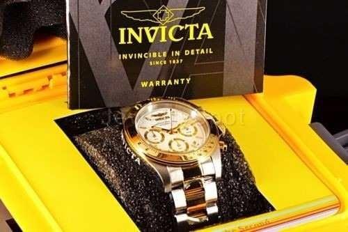 Relógio Masculino Speedway Cronógrafo 200m Invicta 9212