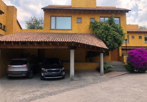 Imagen 1 de 12 de Estupenda Casa En Condominio Sobre Jesús Del Monte