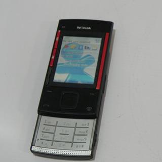 Celular Nokia Modelo:x3-00 Vivo Usado