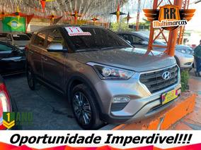 Hyundai Creta 2.0 Flex Prestige Automática Autos Rr