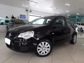 Volkswagen Polo Sedan 1.6 Preto 8v
