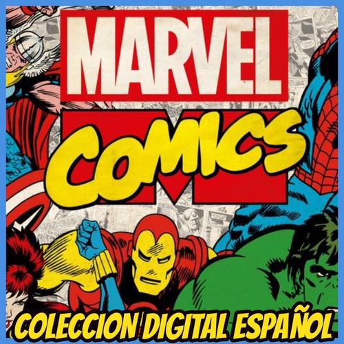 Cómics Digital De Marvel