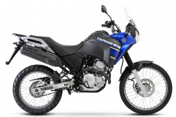 Yamaha Xtz 250 Tenere 0km No Verde No Marron # Palermo Bikes