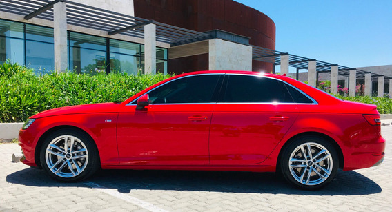 Audi A4 2.0 T Quattro 252 Hp Leer Adicionales