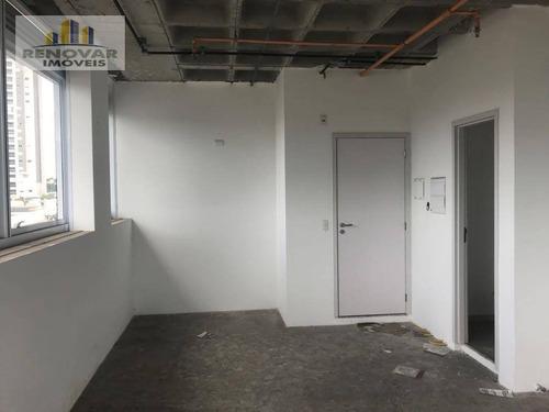 Imagem 1 de 10 de Sala À Venda, 38 M² Por R$ 285.000,00 - Vila Mogilar - Mogi Das Cruzes/sp - Sa0172