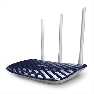 Router Wifi De Banda Dual Ac750, Tp-link Archer C20w