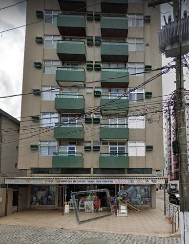 Apartamento A Venda No Bairro Vila Guilhermina Em Praia - 3666-1