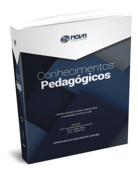 Livro Conhecimentos Pedagógicos Para Concursos