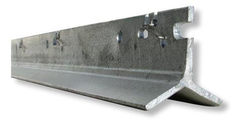 Imagen 1 de 4 de Postes Piques Metalicos Alambrado De Ley  Estandard Aus Agro