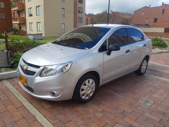 Chevrolet Sail Lt Sedan 2014