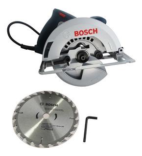 Sierra Circular Bosch Gks 150 Gks150 1500w 184mm Con Disco