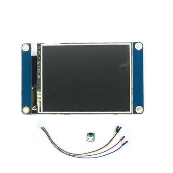 Tela Lcd Nextion 2.8 Ihm Led Touch Arduino Pic Clp (4008-1)