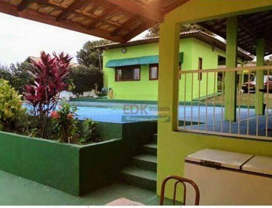 Chácara Residencial À Venda, Guamirim, Caçapava. - Ch0060