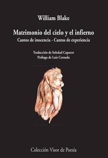 Matrimonio Del Cielo Y Del Infierno, William Blake, Visor
