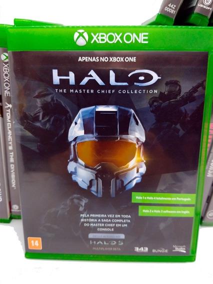 Halo The Master Chief Collection Jogos Xbox One Midia Fisica