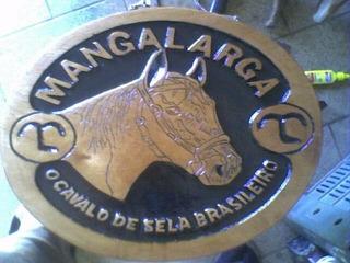 Painel Do Cavalo Manga Larga