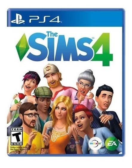 The Sims 4 - Ps4 Lacrado