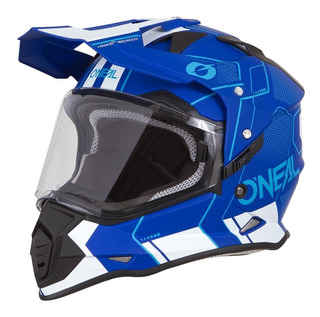 Cascos Motos Oneal Sierra 2.0 Cross Doble Visor + Pinlock Mx