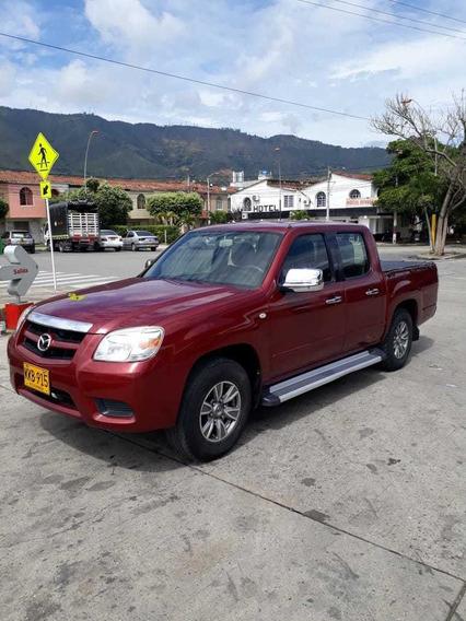 Mazda Bt-50 2.400 Gasolina 4x2