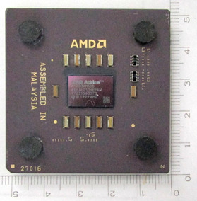 Processador Amd Socket 462 Athlon 1200 Mhz (1,2 Ghz)