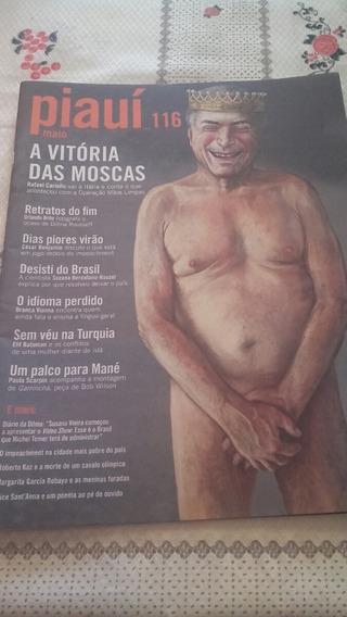 Revista Piauí Edição 116