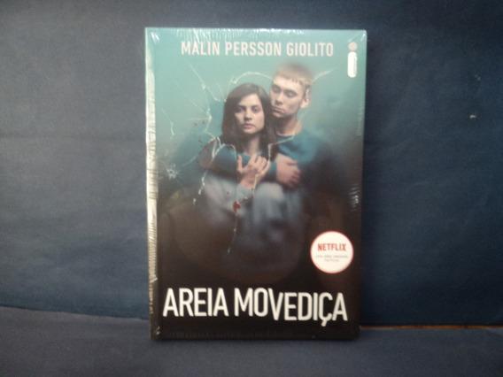 Livro: Areia Movediça ( Malin Persson Giolito )