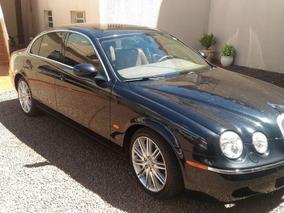 Jaguar S-type 3.0 V6 Aut. 2008 Preta Gasolina