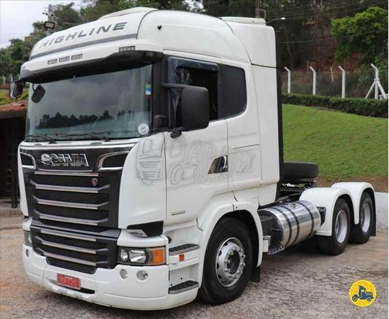 Scania R 440 6x4 2015 Ñ Fh 440 Fh 500 Fh 520 Fh 540