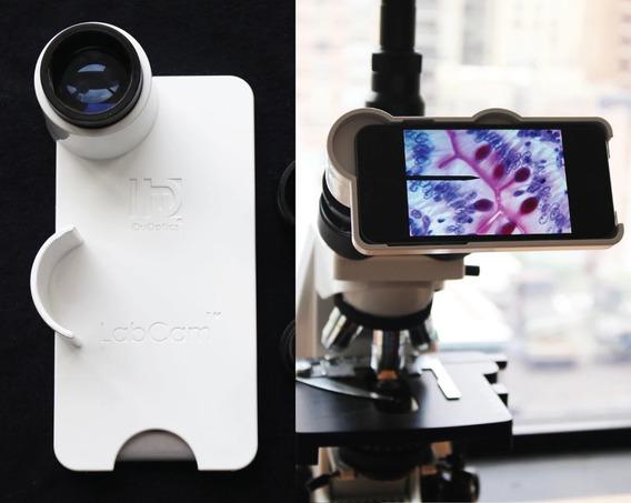 Idu Lab Cam Adaptador Para Microsópio (iPhone 7/8)