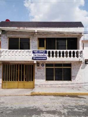 Casa En Venta En Valle Aragon 2da Sección, Nezahualcoyotl