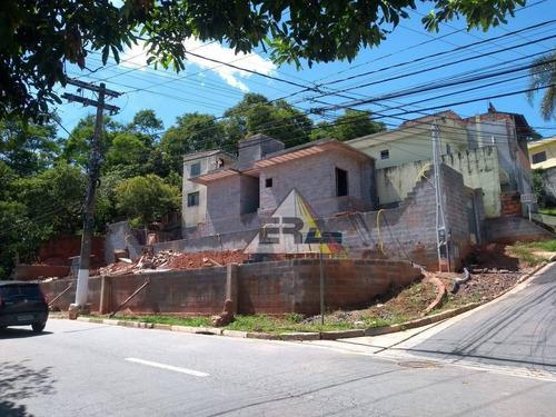 Sobrado Com 2 Dormitórios À Venda, 90 M² Por R$ 390.000,00 - Arujamerica - Arujá/sp - So0339