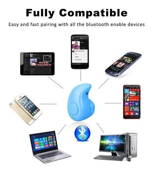 Mini Fone De Ouvido S530v4.1 Sem Fio Bluetooth Universal