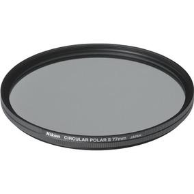 Nikon 77mm Circular Polarizer Ii Filter
