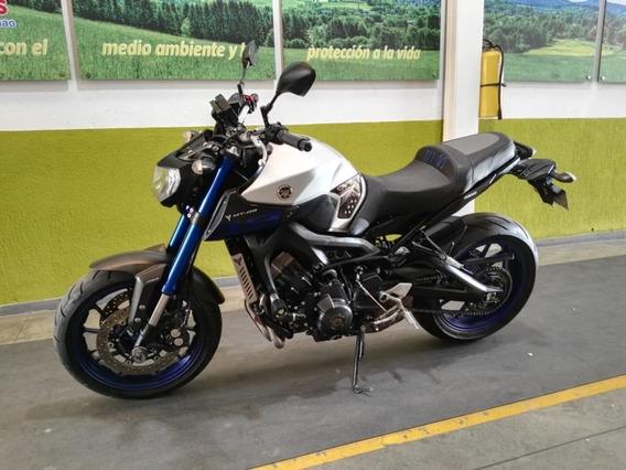Yamaha Mt09 Modelo 2016