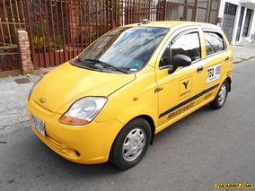Chevrolet Spark Taxi 7:24
